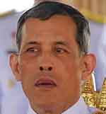 Crown Prince Vajiralongkorn