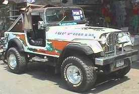 Pattaya Jeep