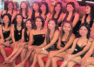 Massage Parlour Girls