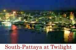 Pattaya by night