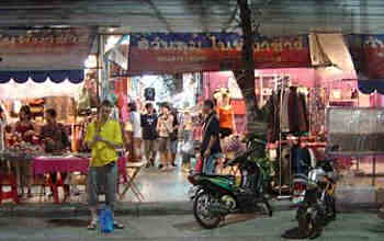 Suan Lum Night Bazaar