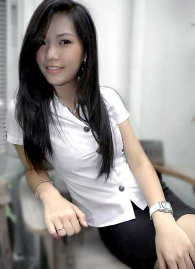 Seragam seksi Mahasiswi Thailand